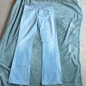 Citizens of Humanity Light Blue Jeans